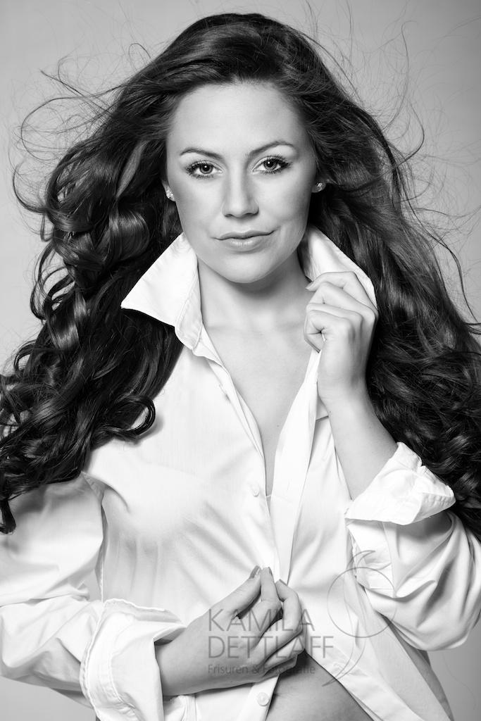 Make up Caroline Scheuring Haare tanja Schabel Foto+Retusche Kamila Dettlaff