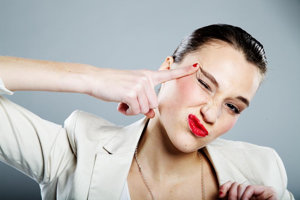 Make up Desse Andrea Wegener